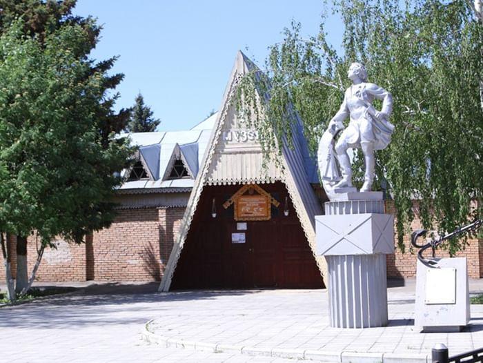 День открытых дверей, посвящённый Международному дню музеев