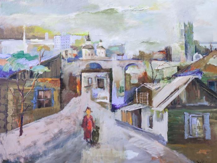 Выставка «Рафаэль Асланян. Живопись. Графика»