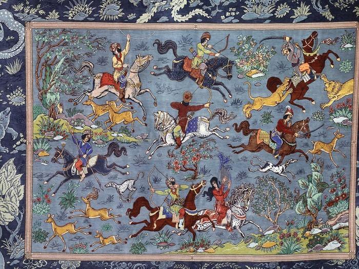 Выставка «Живые традиции Персии»