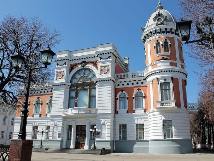 Лекция «Первоцветы Ульяновской области»