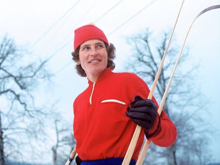 Выставка «Легенда лыжного спорта»