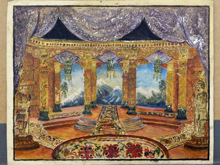 Выставка «Земля отцов. Чеченский театр. Вчера. Сегодня. Завтра»