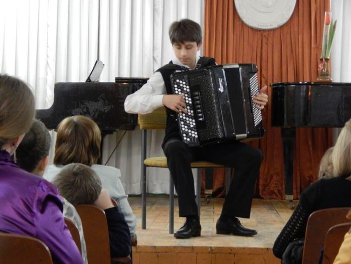 Концерт для воспитанников Детского сада № 177