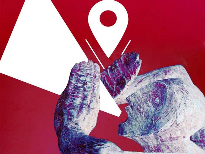 Выставка «Я ищу. Я вижу. Я здесь»