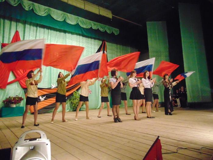 Праздничный концерт «Победная весна 45-го»