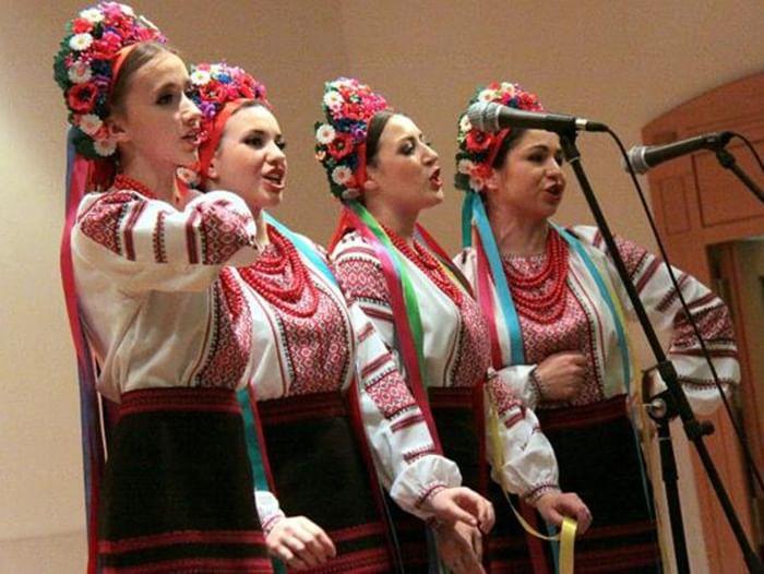 Отчетный концерт «Песня лети над Россией»