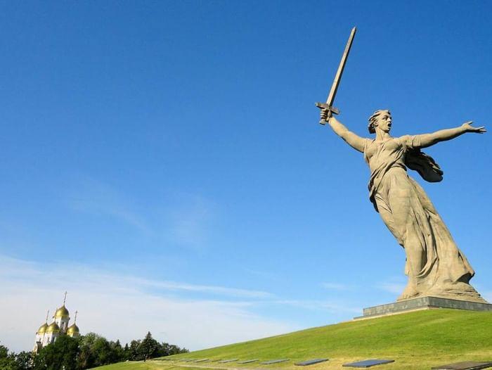 Квест «В поисках Грааля. Необычные памятники Волгограда»