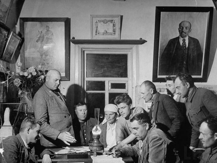 Лекция «Советская жизнь в советских художественных фильмах 1930-х – 1940-х гг.»