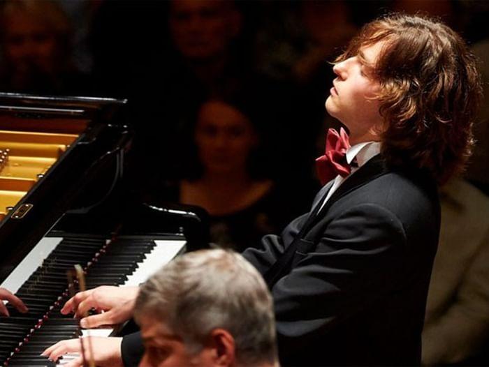 Концерт Арсения Тарасевич-Николаева