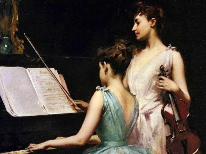 Фортепианный концерт «И веет таинством прекрасным…»