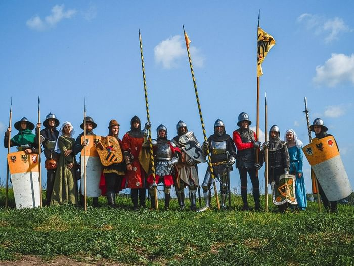 Встреча «День средневековой культуры»