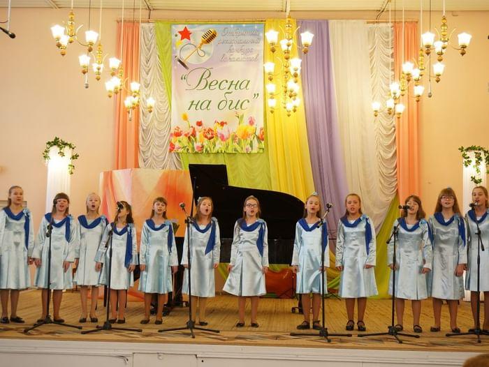Концерт «Звонкие песни весны»