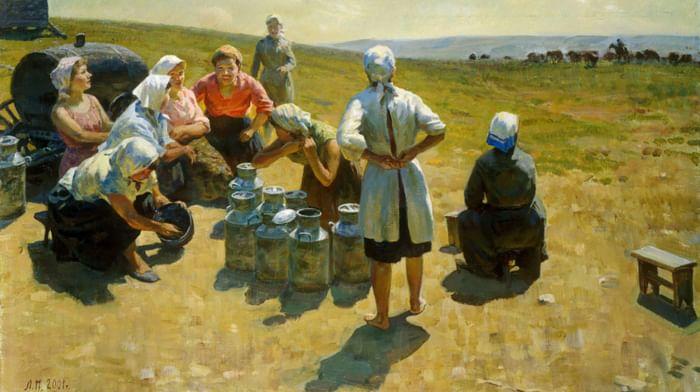 Картинная галерея Е. М. Лунина