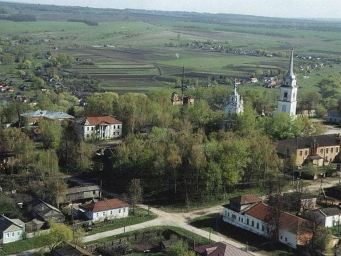 Обзорная экскурсия по историческому центру Крапивны