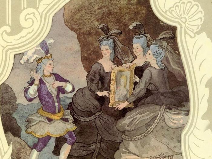 Лекция и показ оперы «Волшебная флейта»