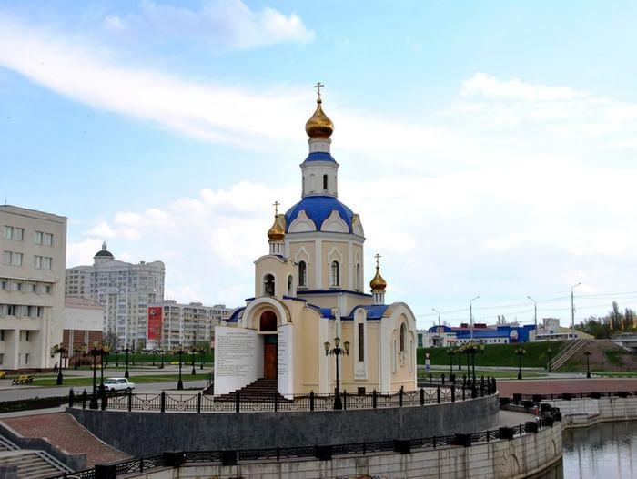 Экскурсия «Город первого салюта. Молодой древний Белгород»