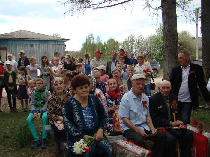 День Победы в Семейкинском сельском поселении
