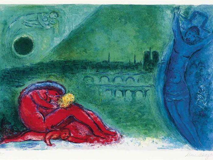 Выставка «Шедевры мастеров Парижской школы»