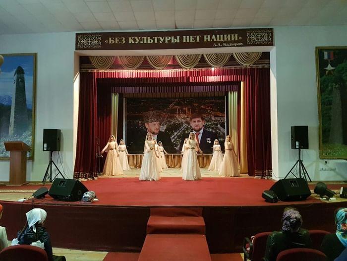Отчетный концерт Детской школы искусств с. Элистанжи