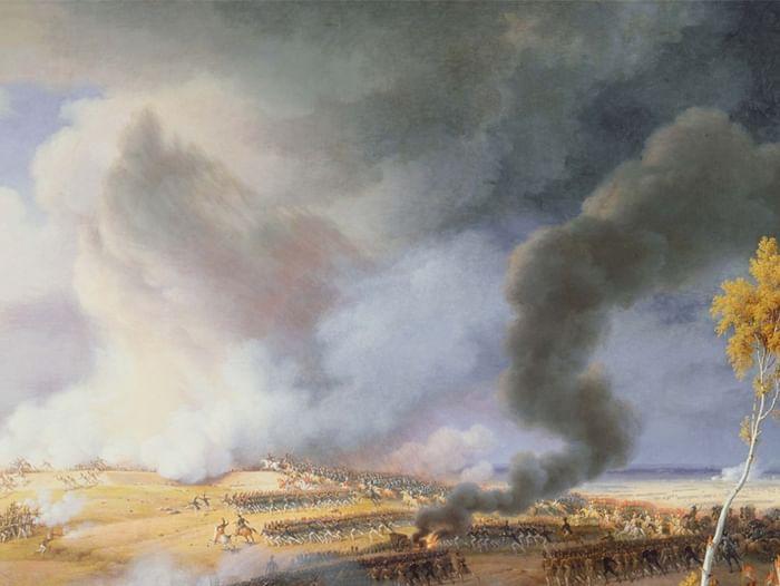 Выставка «1812 год в русской литературе»