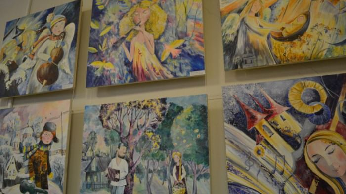 Выставочный зал г. Череповца
