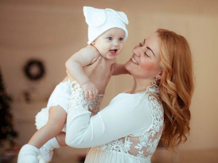 Мастер-класс по семейной и детской фотографии
