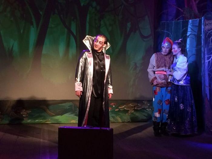 Спектакль «Заколдованная царевна»