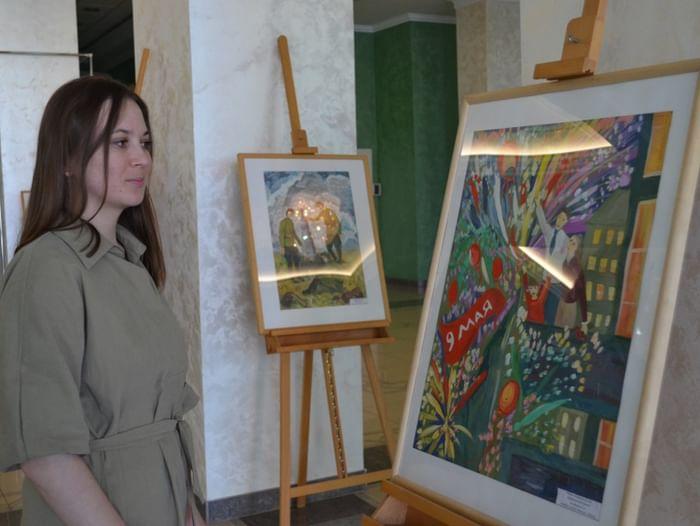 Выставка «Салют Победы!»