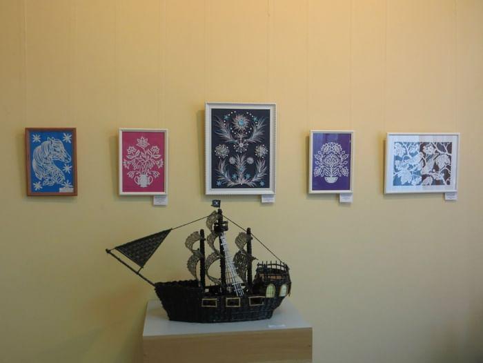 Выставка «Визит к морю»