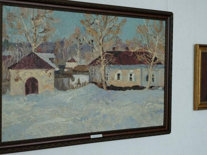 Выставка «Адрес памяти – Воскресенское»