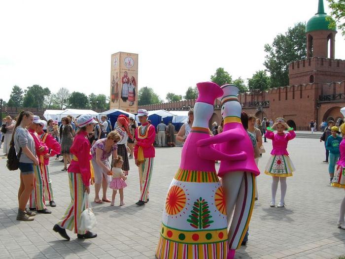 Фестиваль «Тульский заиграй»