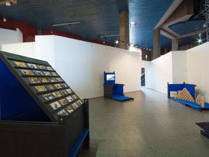 Выставка «Граница»