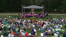В «Аптекарском огороде» начинаются концерты классической музыки