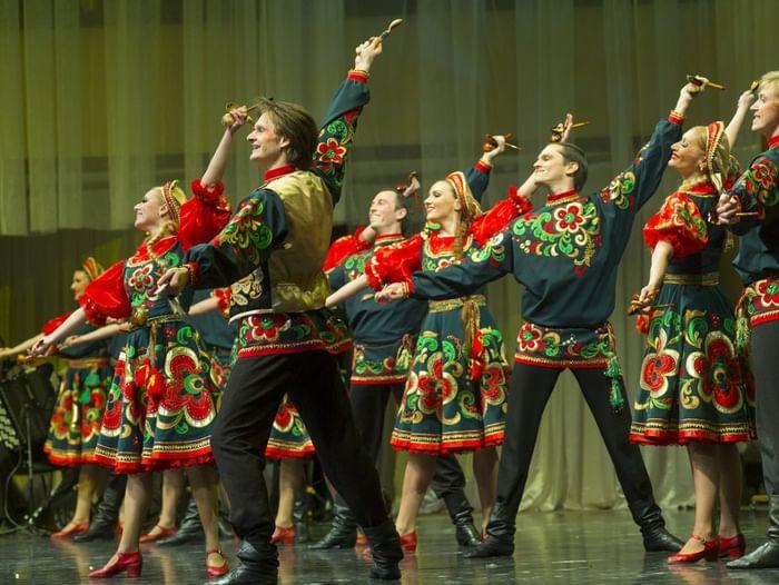 Концерт «Российский край – моя земля!»