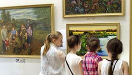 «Ночь музеев» в регионах