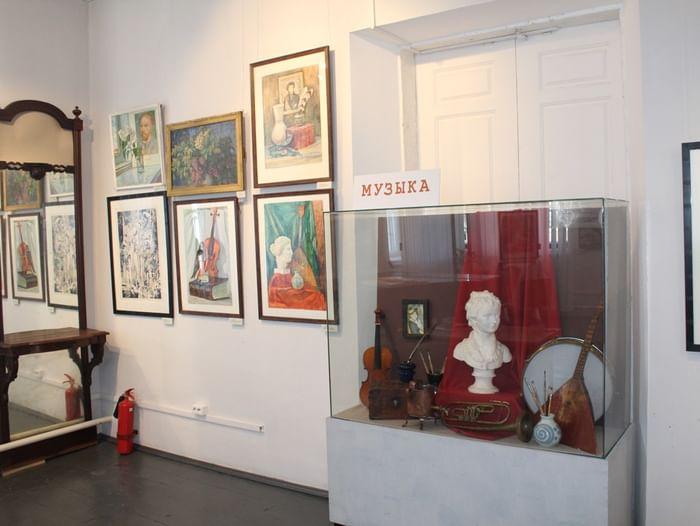 Выставка «Оживший натюрморт»