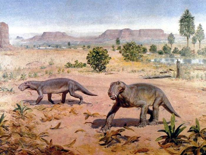 Выставка «Палеоарт. Мир Пермского периода»