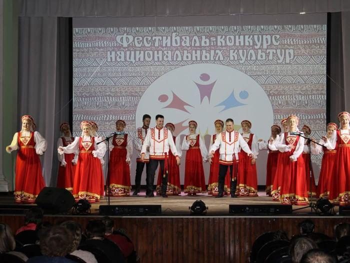 Фестиваль «Палитра дружбы»