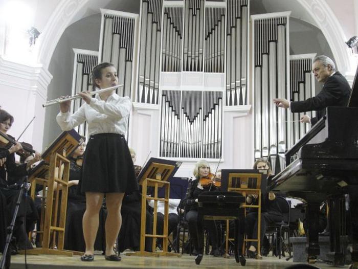 Концерт «Дети играют с оркестром»
