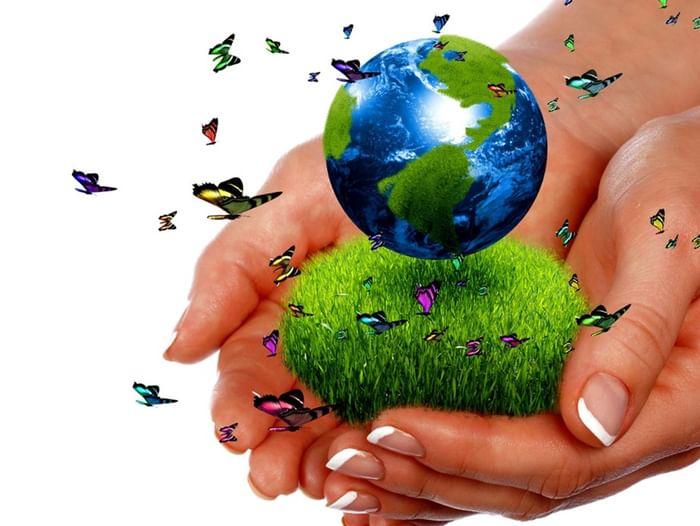 Театрализованная игра «Наша Земля — прекрасная планета»