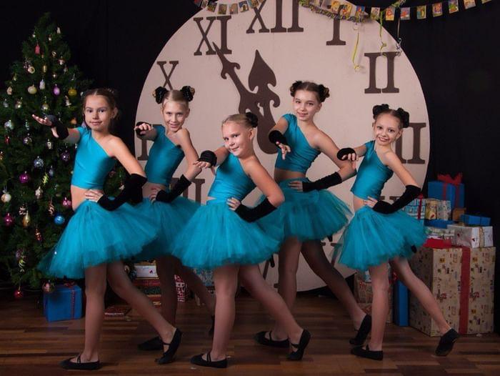 Отчетный концерт студии танца и современной пластики «Эллюзия»