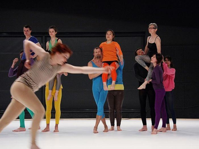 Образовательный курс «Территории танца»