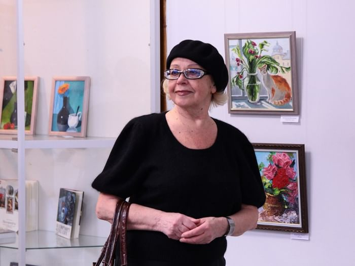 Выставка «Краски вдохновения»