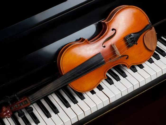 Концерт камерно-инструментальной музыки