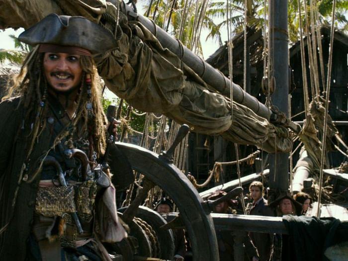 Кинопоказ «Пираты Карибского моря. Мертвецы не рассказывают сказки»