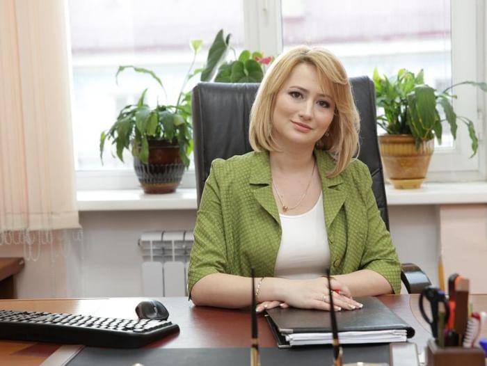 Встреча с артисткой театра и депутатом Анной Безруковой