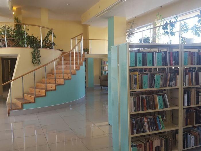 Программа «Единый день экологии в библиотеке»