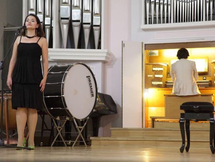 Концерт органной музыки «Радуйся, Мария!»