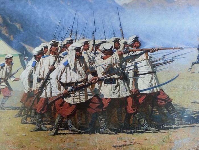 Выставка «Русский баталист Василий Васильевич Верещагин (1842–1904)»