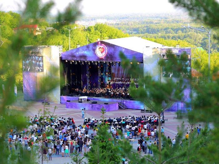 Фестиваль «Сердце Евразии»